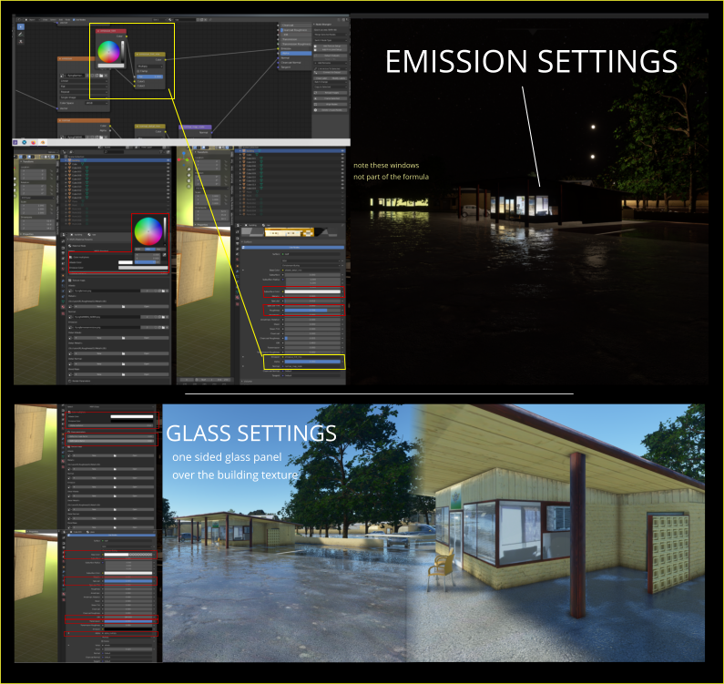 emmision glass settings.png