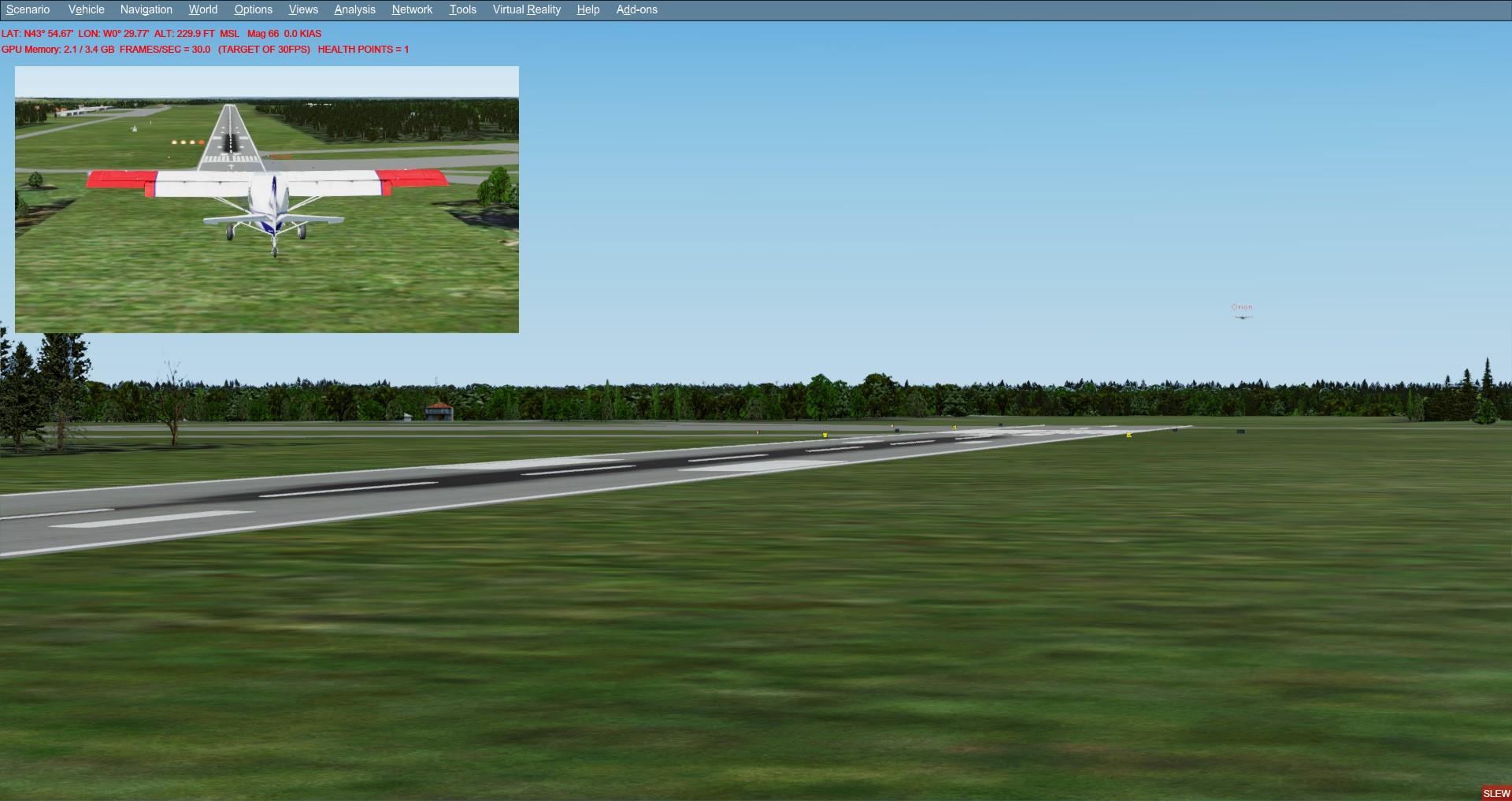 Maule in the final approach.jpg